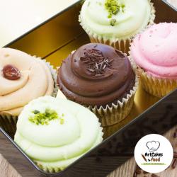 Cupcakes variados ArtCakes