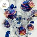 Cakepops con logo empresa