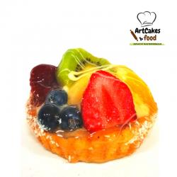 Postre individual Frutas 180 g