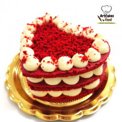 Mini Red Velvet San Valentín